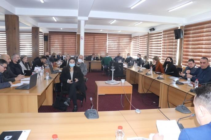 Kaçanik: Kuvendi i Komunës miraton Planin e Ekzekutivit për vitin 2021