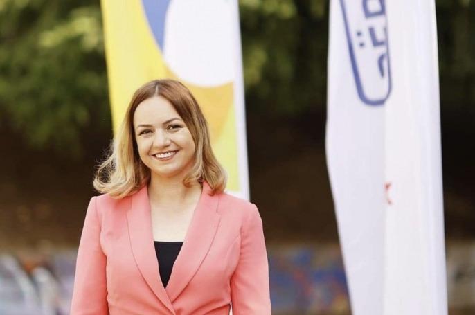 Kandidatja më e votuar në listat zgjedhore të LDK-së në Prishtinë