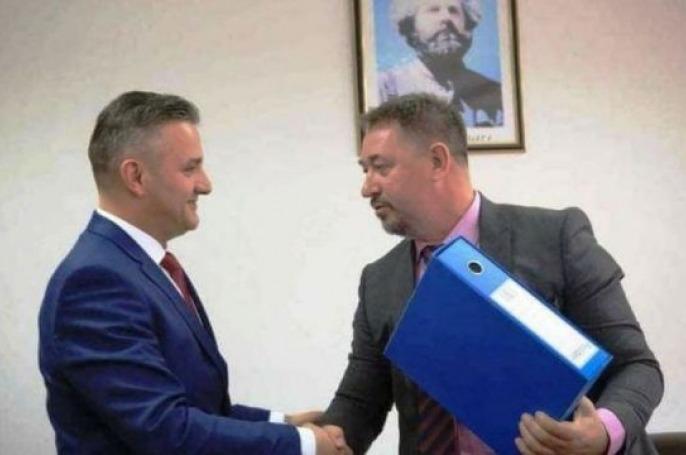Bekim Jashari e Sami Lushtaku përballen për kryetar të Skenderajt më 17 tetor