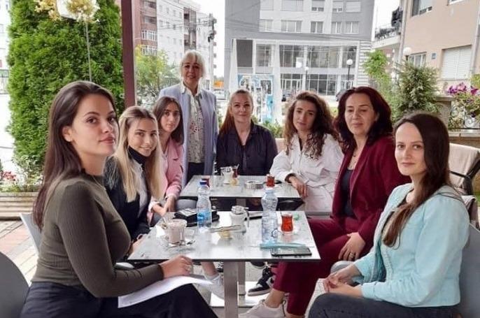 VV qendra në Istog: Roli i grave esencial në përparim e ndryshim