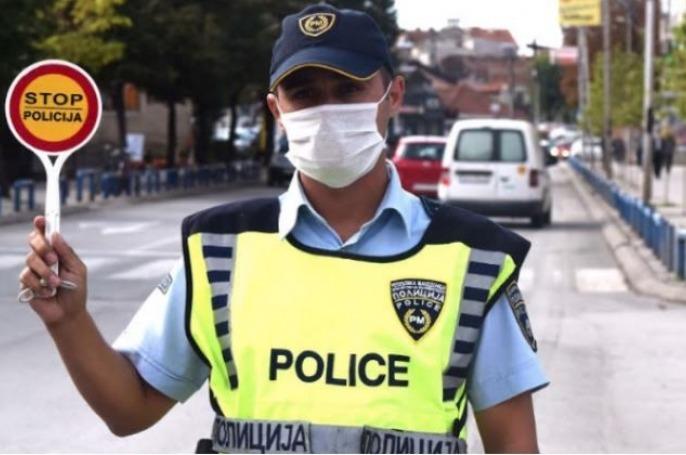 Mbi 200 dënime në trafik në Shkup, 118 për vozitje të shpejtë