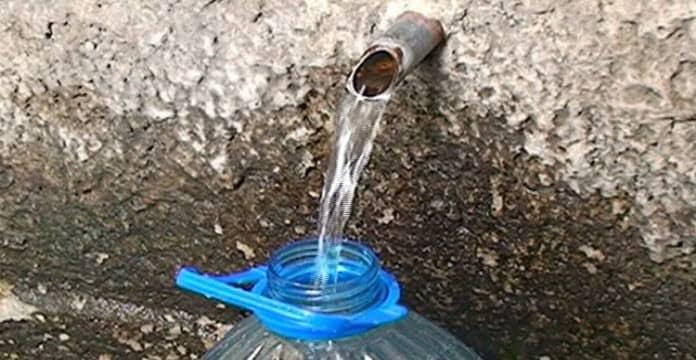 Shtimja me probleme të furnizimit me ujë të pijshëm