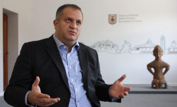 Ahmeti: Për Prishtinën çdo kandidati i mungon diçka